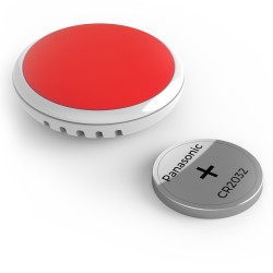 BM-TEMP Tempo Disc ™ Bluetooth Temperature Sensor Beacon and Data Logger