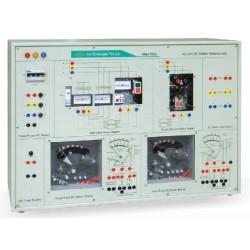 Nvis 7058 Laboratorio de Demostrador de Arranque de AC y DC