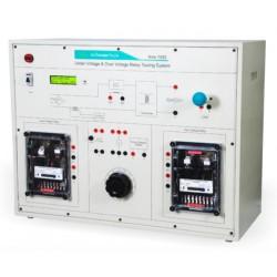 Nvis 7093 Laboratorio para Sistema de Prueba de Relés de Voltaje y Sobrevoltaje