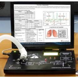 Scientech2370 TechBook para la Comprensión de la Espirometría