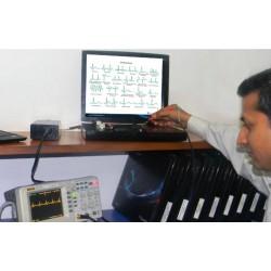 Scientech2362 TechBook para Monitor de Arritmia