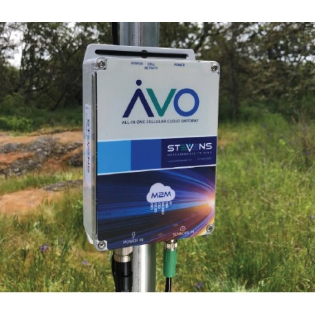 AVO All-in-One, Sensors-to-Cloud Cellular Gateway