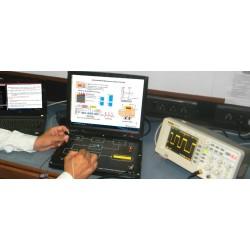 Scientech2357 TechBook para la Medición de la Frecuencia Cardíaca (Método de Transmisión)