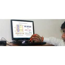 Scientech2356 TechBook para el Estudio del Sistema de Fonocardiografía