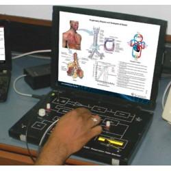 Scientech2353 TechBook para Monitor de Frequência Respiratória