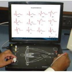 Scientech2352A TechBook para Simulador de ECG de 12 Derivaciones