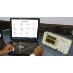 Scientech2352A TechBook para Simulador de ECG de 12 Derivações