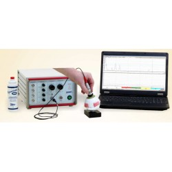 Scientech11E Pesquisa Ultra-sônica com o Manequim Ocular