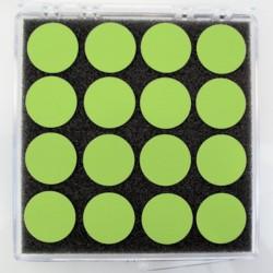 AEB-2.0 Botão Bi-camada do eletrólito do ânodo