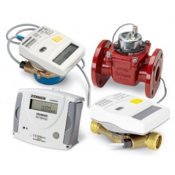 WPH Multidata WR3 Energy High Flow Meters