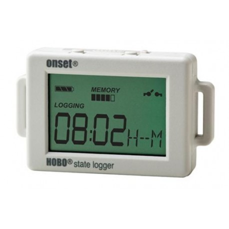 UX90-001 Data Logger for State, Pulses, Events, & Time