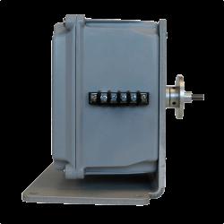 SDI-12 Shaft Encoder Grabador de nivel de agua mecánico