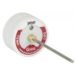 YL-T10E Data Logger de Temperatura YoYo TempLog (PT100/PT1000 externo) Medidor de Temperatura