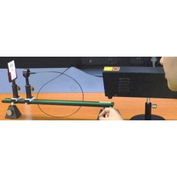 Scientech2515 Laboratory for Mode Characteristics in Fiber Optics