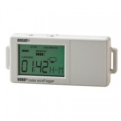 UX90-004 Data Logger Estados ON/OFF y Eventos en Motores
