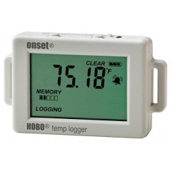 UX100-001 HOBO Temperature Data logger w/display