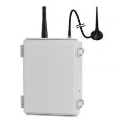 HD 35APGMT (Módulo USB + GSM) Unidade base no invólucro IP 65 para exterior