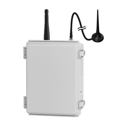 HD 35APGMT (USB + GSM) Module Base unit in IP 65 housing for outdoor