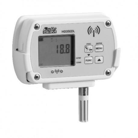 HD 35ED N TV Temperature Wireless Data Logger
