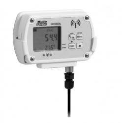 HD 35ED 17P TC Registrador de dados sem fio de Temperatura e Umidade