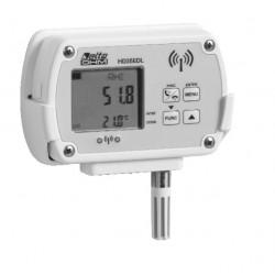 HD 35ED 1N TV Registrador de dados sem fio de Temperatura e Umidade
