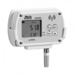 HD 35ED 1N TVI Registrador de dados sem fio de Temperatura e Umidade