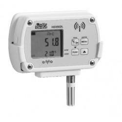 HD 35ED 14bN TV Registrador de datos Inalámbrico de Temperatura, Humedad y presión Atmosférica