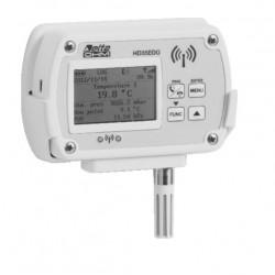 HD 35ED 14bN TVI Registrador de datos Inalámbrico de Temperatura, Humedad y Presión Atmosférica