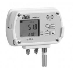HD 35ED 1N4r5 TV Registrador de dados sem fio para Temperatura, Umidade e Pressão Diferencial