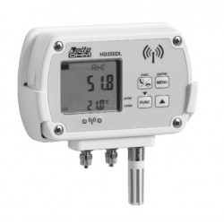 HD 35ED 1N4r5 TV Temperature, Humidity and Differential Pressure Wireless data logger