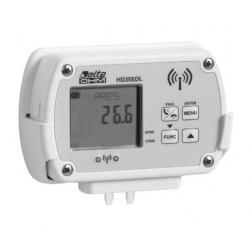 HD 35ED 4r… Registrador de dados sem fio de Pressão Diferencial