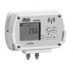 HD 35ED 4r5 Registrador de dados sem fio de Pressão Diferencial