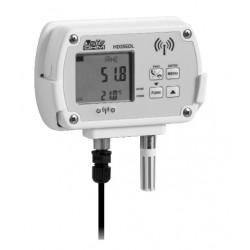 HD 35ED 1NI… TCV Registrador de datos Inalámbrico de Temperatura, Humedad e Iluminancia