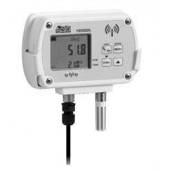 HD 35ED 14bNI… TCV Registrador de datos Inalámbrico de Hemperatura, Humedad, Presión Atmosférica e luminancia