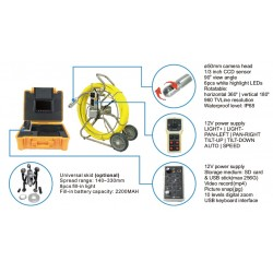 AO-916CDJKN-C50PT Drain & Pipe Inspection Camera