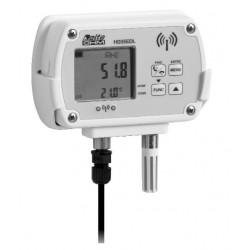HD 35ED 1NIU TCV Registrador de dados sem fio para Temperatura, Umidade, Iluminação e UVA Irradiance