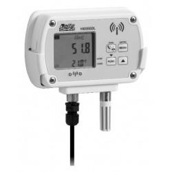 HD 35ED 1NUC TCV Registrador de datos Inalámbrico de Temperatura, Humedad e Irradiación UVC