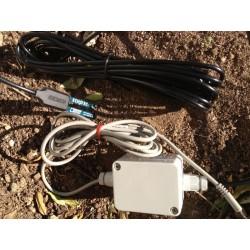 EC-5-SSE Sensor de Humedad de Suelo Decagon con Electrónica Inteligente SSE