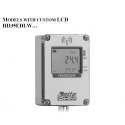 HD 35EDW… Registradores de Dados em Caixa à Prova D'água