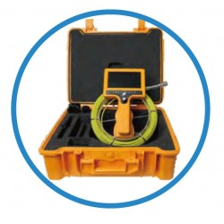 AO-710DN-SCJ Drain & Pipe Inspection Camera