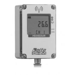 HD 35EDW N/1 TC Registrador de datos Inalámbrico de Temperatura