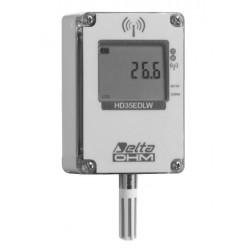HD 35EDW N TV Registrador de datos Inalámbrico de Temperatura