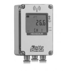 HD 35EDW 7P/3 TC Registrador de datos Inalámbrico de Temperatura