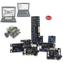 Nvis MCSxx Módulos de Sensores para Robótica y Plataformas Integradas