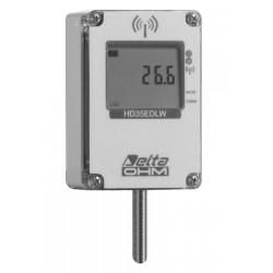 HD 35EDW N TV61 Registrador de datos Inalámbrico de Temperatura para Túneles de Congelación