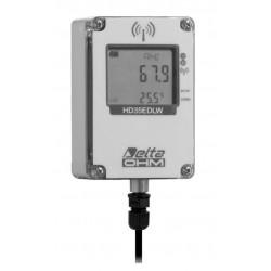 HD 35EDW 17P TC Registrador de Datos Inalámbrico de Temperatura y Humedad