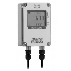 HD 35EDW 1N/2 TC Registrador de Datos Inalámbrico de Temperatura y Humedad