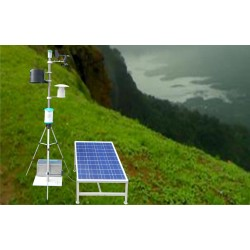 Nvis 6010 Weather Monitoring System