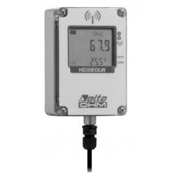HD 35EDW 14bN TC Registrador de dados sem fio de Temperatura, Umidade e Pressão Atmosférica