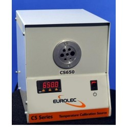 CS650 Temperature Calibration Source from +30.0 to +650.0 ºC